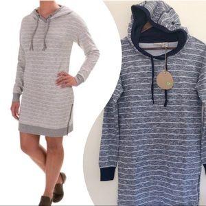 Dakini Hooded Sweater Dress